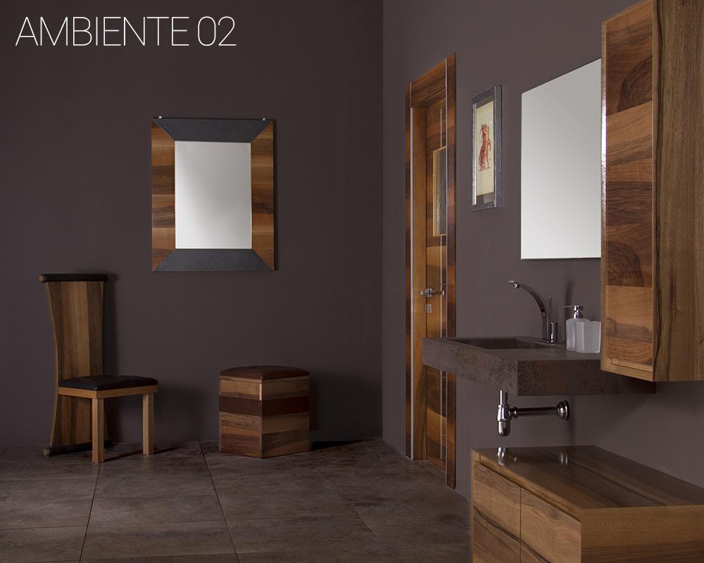 Mobili da bagno e complementi di arredo roberto straccia studio - Complementi di arredo bagno ...